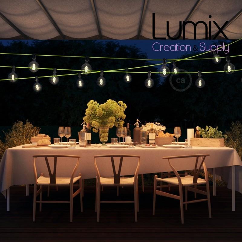 Guirlande lectrique intrieur fabulous guirlande lumineuse for Guirlande interieur