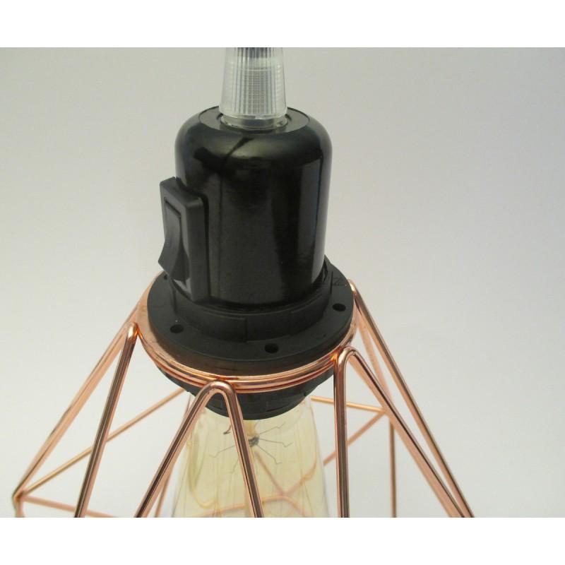 lampe baladeuse douille bakélite et interrupteur intégré avec ...