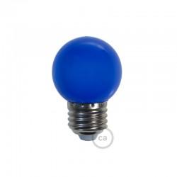Ampoule LED décorative E27 / 220 Volts / G45 / 1W