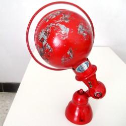 wall lamp JIELDE - origin red