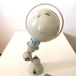 Applique lampe Jieldé - Blanc cassé d'origine