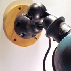 Wall bracket for Jeilde wall lamp - Walnut of wood