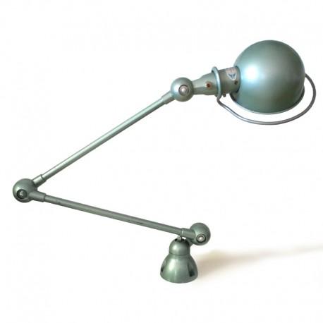 À Bras Authentique Vert Lampe Jielde 2 Industrie QWorCxBEde
