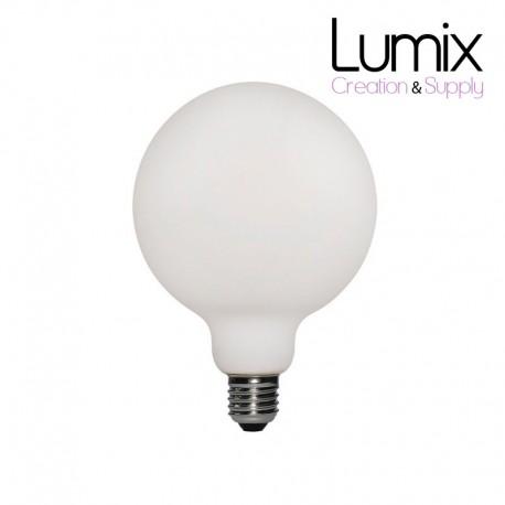 Ampoule LED en Porcelaine G95 6W E27 Dimmable 2700K