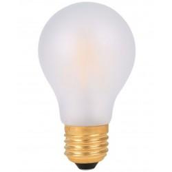 Ampoule LED A60 verre dépoli 1000 Lumens - 8 Watts
