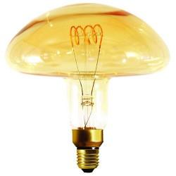Ampoule LED géante forme champignon - E27-4W 220 Volts