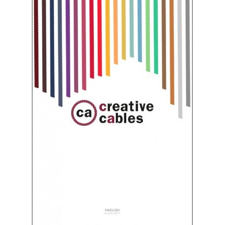 Catalogue général Creative Cable - Câbles, Suspensions, accessoires divers, luminaires