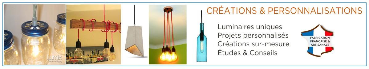 Lighting creation and customization - advice and lighting study